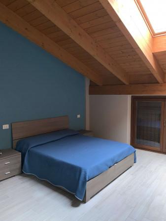 Appartamento in vendita a Caronno Pertusella, Pertusella, Arredato, 130 mq - Foto 12