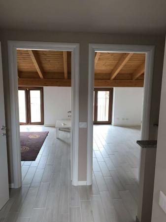 Appartamento in vendita a Caronno Pertusella, Pertusella, Arredato, 130 mq - Foto 9