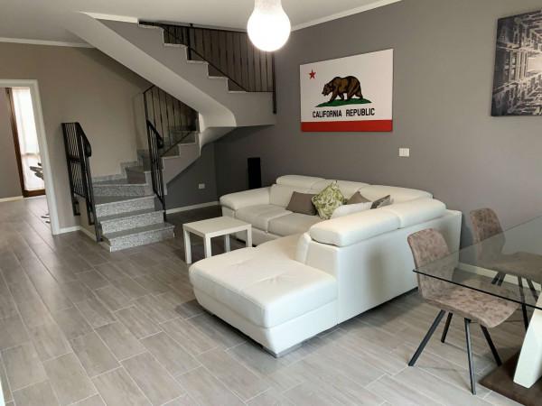 Appartamento in vendita a Caronno Pertusella, Pertusella, Arredato, 130 mq - Foto 18