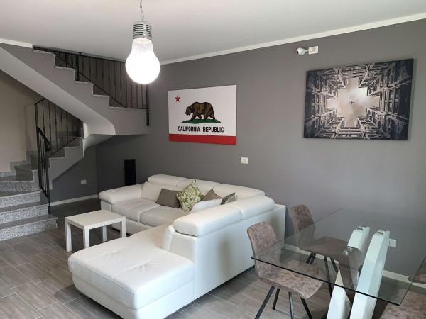 Appartamento in vendita a Caronno Pertusella, Pertusella, Arredato, 130 mq - Foto 19