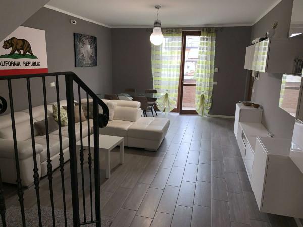 Appartamento in vendita a Caronno Pertusella, Pertusella, Arredato, 130 mq - Foto 22