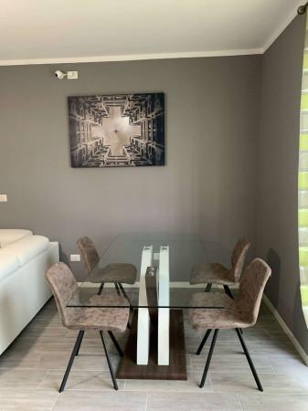 Appartamento in vendita a Caronno Pertusella, Pertusella, Arredato, 130 mq - Foto 16