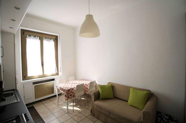 Appartamento in vendita a Milano, Arco Della Pace, Sempione, Con giardino, 43 mq - Foto 21