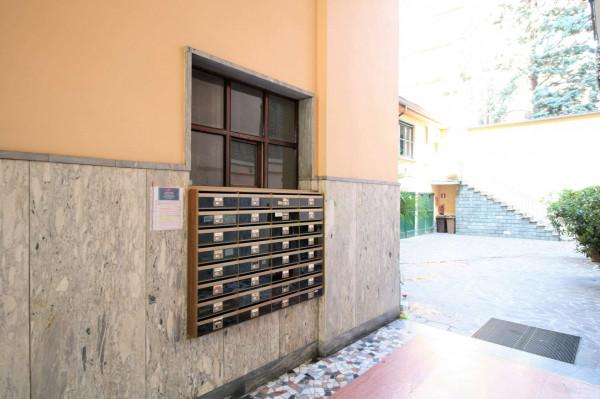 Appartamento in vendita a Milano, Arco Della Pace, Sempione, Con giardino, 43 mq - Foto 5