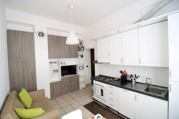 Appartamento in vendita a Milano, Arco Della Pace, Sempione, Con giardino, 43 mq