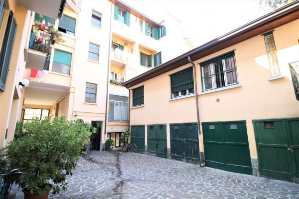 Appartamento in vendita a Milano, Arco Della Pace, Sempione, Con giardino, 43 mq - Foto 10
