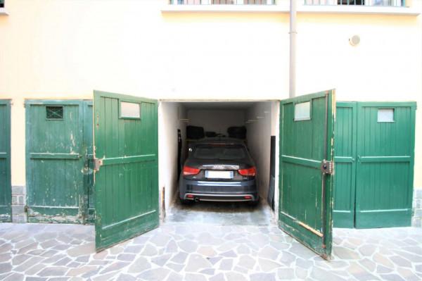 Appartamento in vendita a Milano, Arco Della Pace, Sempione, Con giardino, 43 mq - Foto 9