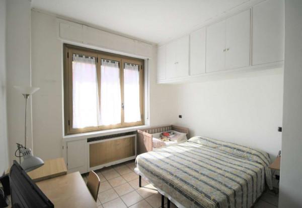 Appartamento in vendita a Milano, Arco Della Pace, Sempione, Con giardino, 43 mq - Foto 19