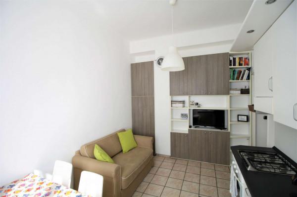 Appartamento in vendita a Milano, Arco Della Pace, Sempione, Con giardino, 43 mq - Foto 20