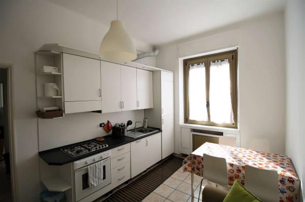Appartamento in vendita a Milano, Arco Della Pace, Sempione, Con giardino, 43 mq - Foto 22