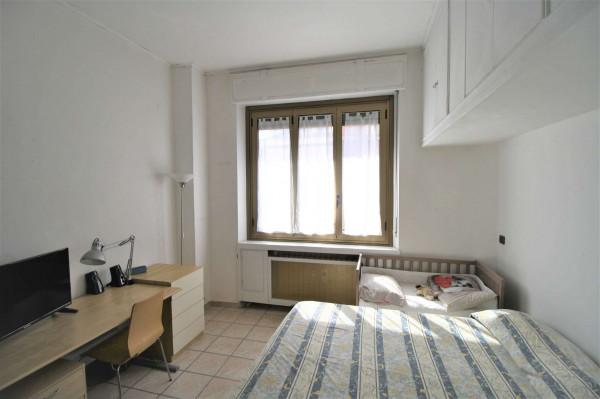 Appartamento in vendita a Milano, Arco Della Pace, Sempione, Con giardino, 43 mq - Foto 15