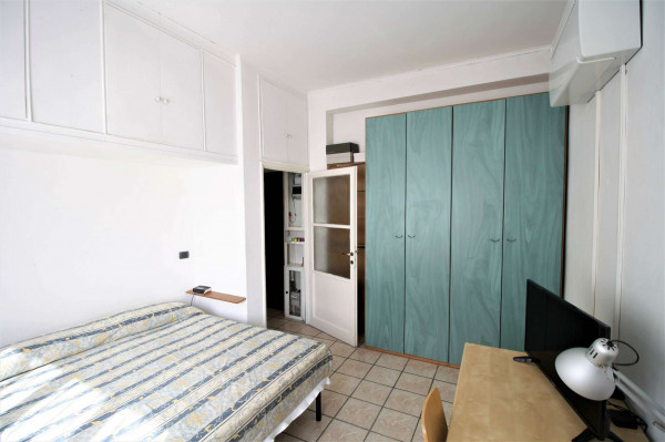 Appartamento in vendita a Milano, Arco Della Pace, Sempione, Con giardino, 43 mq - Foto 17