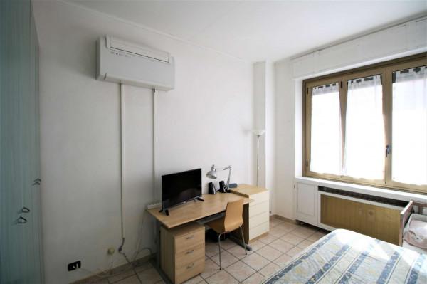 Appartamento in vendita a Milano, Arco Della Pace, Sempione, Con giardino, 43 mq - Foto 16