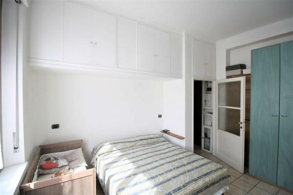 Appartamento in vendita a Milano, Arco Della Pace, Sempione, Con giardino, 43 mq - Foto 18