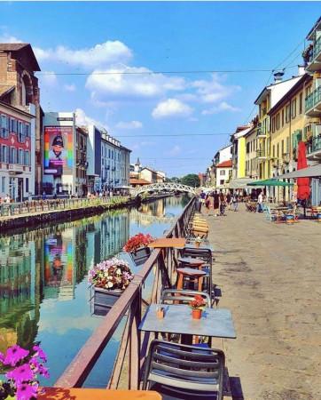 Appartamento in vendita a Milano, Navigli, Arredato, 65 mq