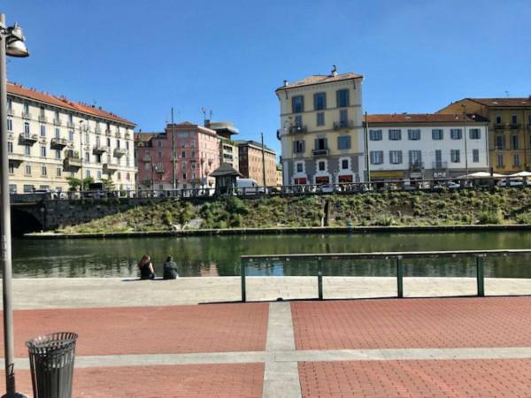 Appartamento in vendita a Milano, Navigli, Arredato, 65 mq - Foto 5