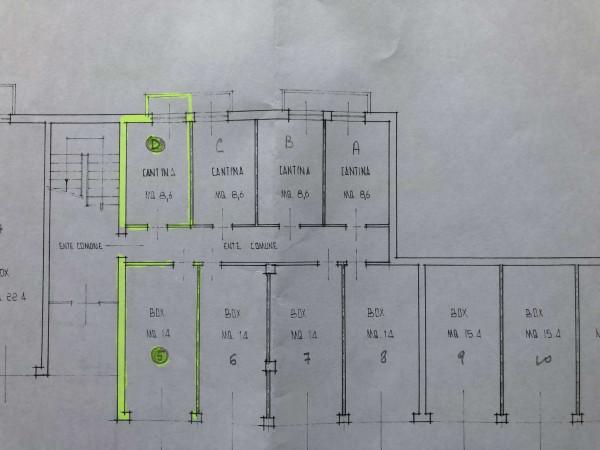 Appartamento in vendita a Gemonio, Residenziale, Con giardino, 125 mq - Foto 2