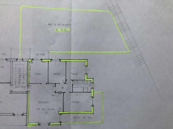Appartamento in vendita a Gemonio, Residenziale, Con giardino, 125 mq - Foto 3