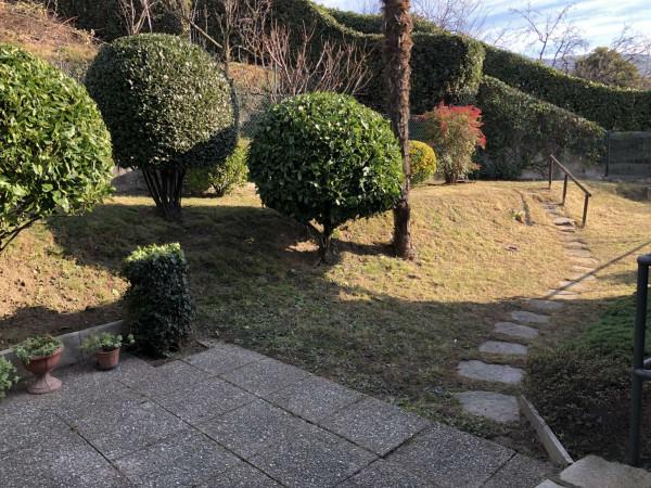Appartamento in vendita a Gemonio, Residenziale, Con giardino, 125 mq - Foto 6