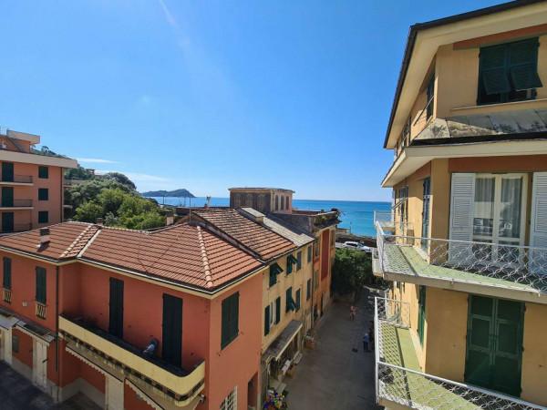 Appartamento in vendita a Lavagna, Cavi Borgo, 80 mq