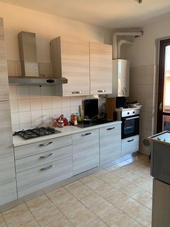 Appartamento in affitto a Cesate, Con giardino, 180 mq