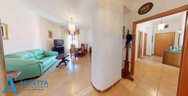 Appartamento in vendita a Taranto, Solito, Corvisea, Con giardino, 123 mq