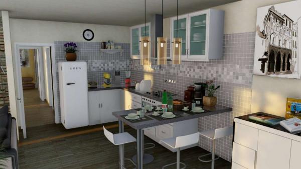 Appartamento in vendita a Rapallo, S.maria, Con giardino, 80 mq - Foto 7