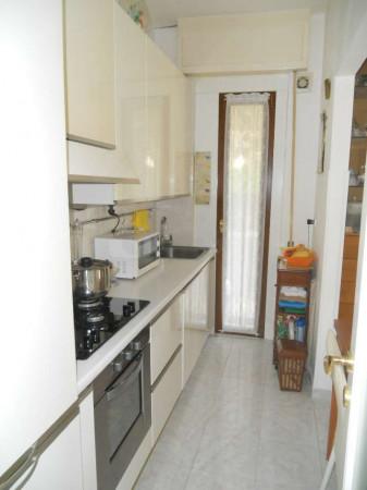 Appartamento in vendita a Rapallo, Laggiaro, Con giardino, 75 mq - Foto 14