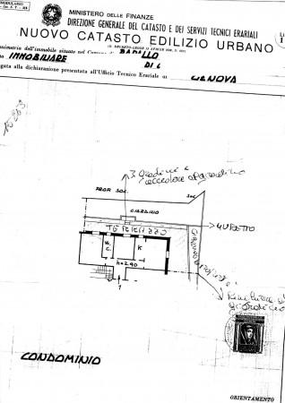 Appartamento in vendita a Rapallo, Laggiaro, Con giardino, 75 mq - Foto 2