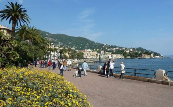 Appartamento in vendita a Rapallo, Laggiaro, Con giardino, 75 mq - Foto 7