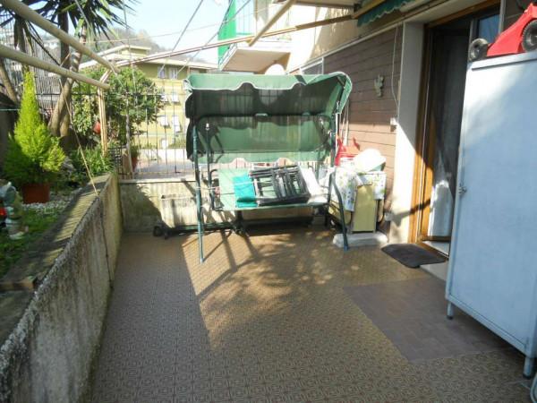 Appartamento in vendita a Rapallo, Laggiaro, Con giardino, 75 mq - Foto 16