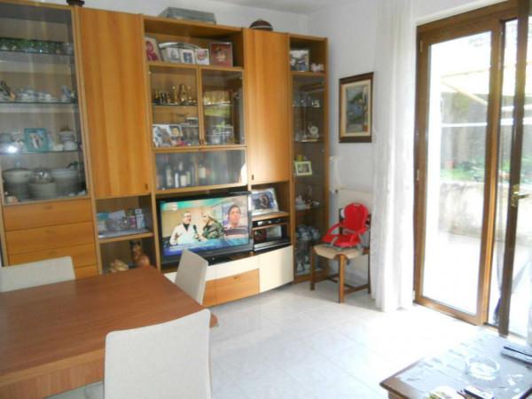 Appartamento in vendita a Rapallo, Laggiaro, Con giardino, 75 mq - Foto 1