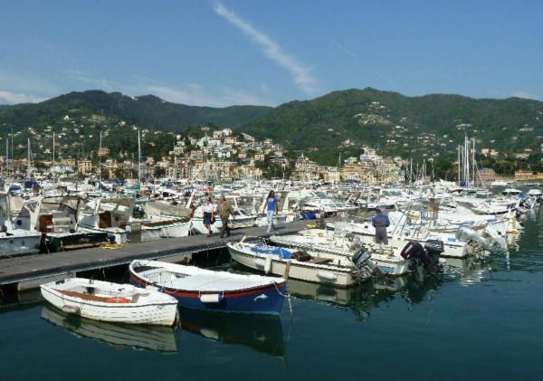 Appartamento in vendita a Rapallo, Laggiaro, Con giardino, 75 mq - Foto 4
