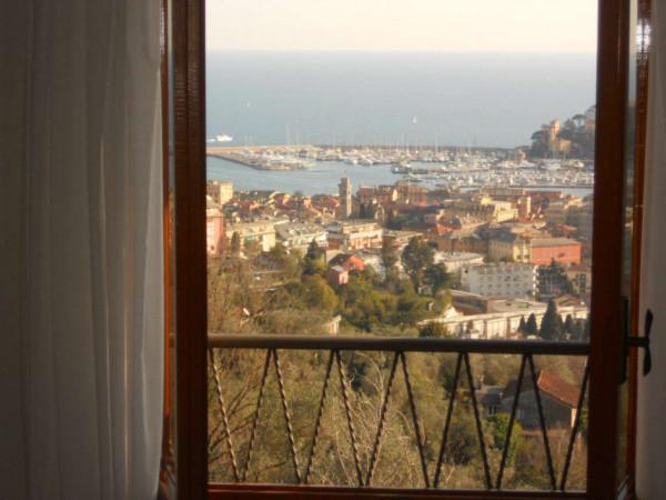 Villa in vendita a Rapallo, Castellino, Con giardino, 500 mq - Foto 22