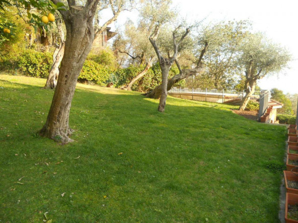 Villa in vendita a Rapallo, Castellino, Con giardino, 500 mq - Foto 19