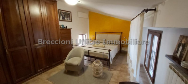 Casa indipendente in vendita a Trevi, Piaggia, 170 mq - Foto 13