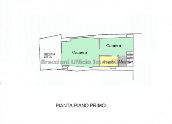 Casa indipendente in vendita a Trevi, Piaggia, 170 mq - Foto 22