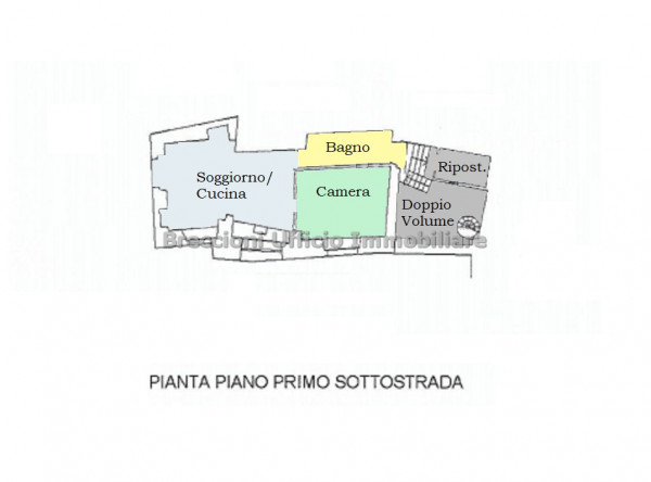 Casa indipendente in vendita a Trevi, Piaggia, 170 mq - Foto 23