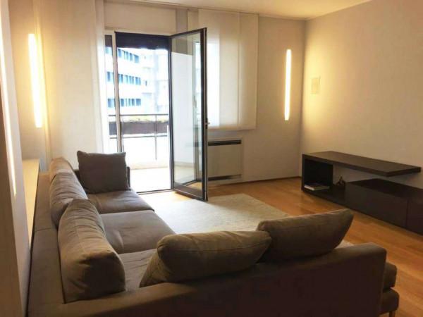 Appartamento in affitto a Milano, Porta Nuova, 110 mq - Foto 10