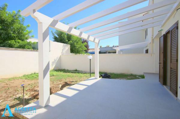 Villa in vendita a Taranto, San Vito, Con giardino, 118 mq - Foto 1