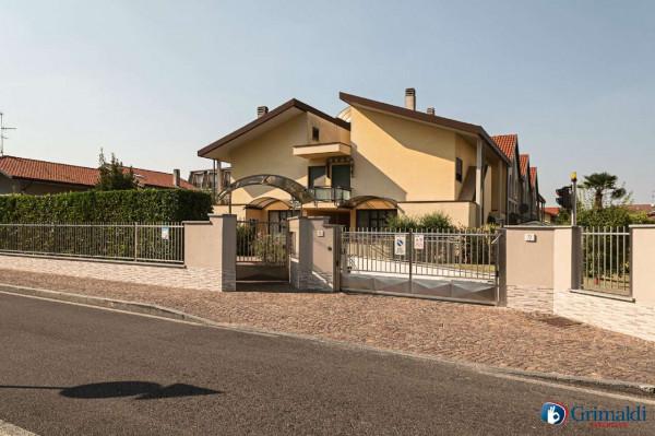 Villetta a schiera in vendita a Lainate, 230 mq - Foto 32