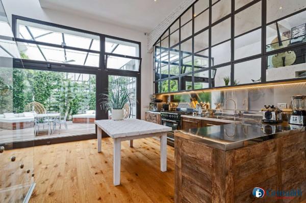 Appartamento in vendita a Milano, Navigli, Con giardino, 200 mq