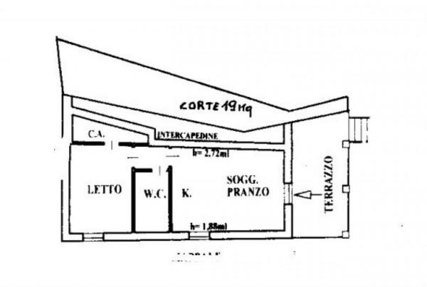 Appartamento in vendita a Bonassola, Fornello, Arredato, con giardino, 55 mq - Foto 9
