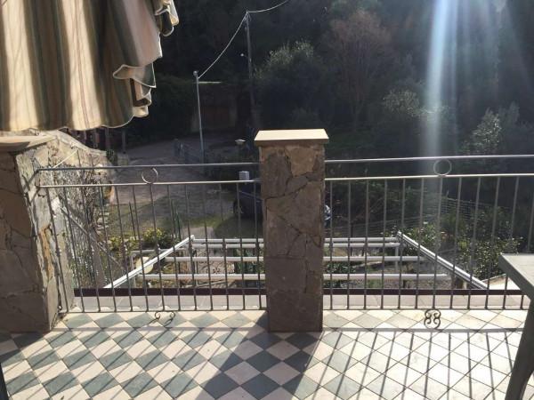 Appartamento in vendita a Bonassola, Fornello, Arredato, con giardino, 55 mq - Foto 7