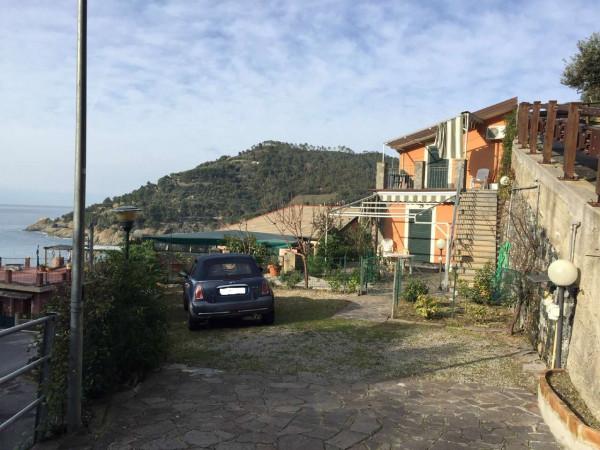 Appartamento in vendita a Bonassola, Fornello, Arredato, con giardino, 55 mq - Foto 5
