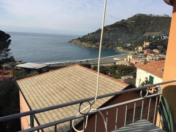 Appartamento in vendita a Bonassola, Fornello, Arredato, con giardino, 55 mq - Foto 6