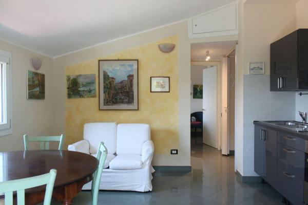 Appartamento in vendita a Bonassola, Fornello, Arredato, con giardino, 55 mq - Foto 14