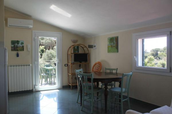 Appartamento in vendita a Bonassola, Fornello, Arredato, con giardino, 55 mq - Foto 13