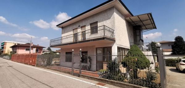 Villa in vendita a Agnadello, Centro, Con giardino, 271 mq - Foto 3