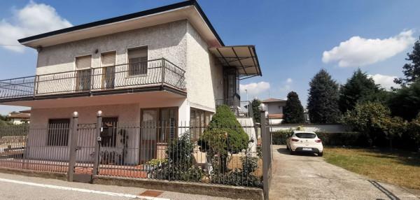 Villa in vendita a Agnadello, Centro, Con giardino, 271 mq - Foto 2